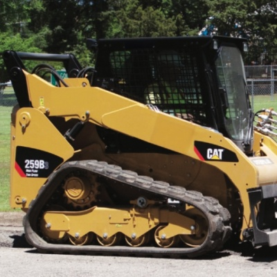 CAT Caterpillar 259B skid steer