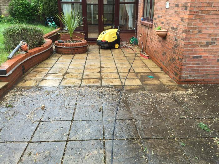 Laying A Patio With Slab Paving Can Seem Like A Simple Job But There Are  Lots Of Traps For The Unwary And The Inexperienced, And You Will Want To  Get This ...